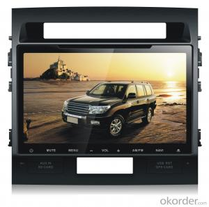 Car DVD Player - Toyota Landcrusier 10.2inch