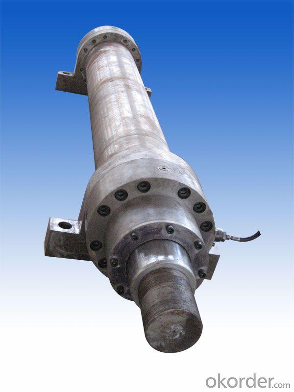 double ended cylinder hydrocylinder hydraulic ram