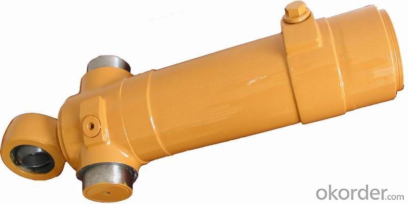 Good quality telescopic dump truck hydraulic cylinder