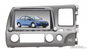 Car DVD Player - Honda Civic Right Driving 2009