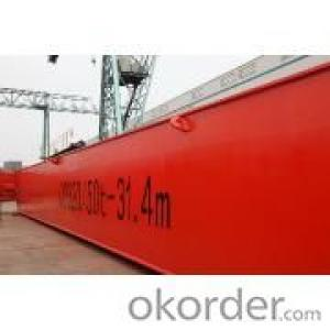 QD320/50t EOT Double-girder Bridge Crane