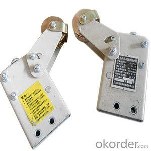 Anti - tilting Suspended Platform Parts 30KN Safety Lock LST30
