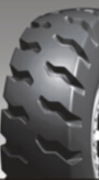 OFF THE ROAD BIAS TYRE PATTERN ER350 FOR LOADERS AND DOZERS AND MOTOR GRADERS