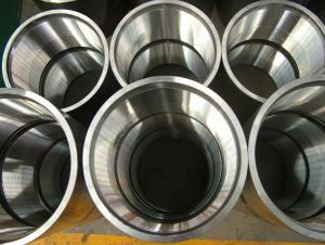 Couplings for steel pipes