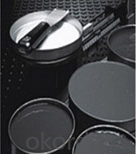 High Color Gas Processing Pigment Carbon Black