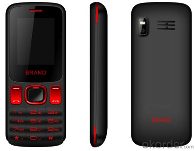 China OEM cheap feature mobile phone