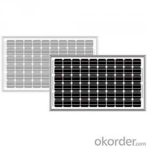 MONO-CRYSTALLINE SOLAR PANEL 260W