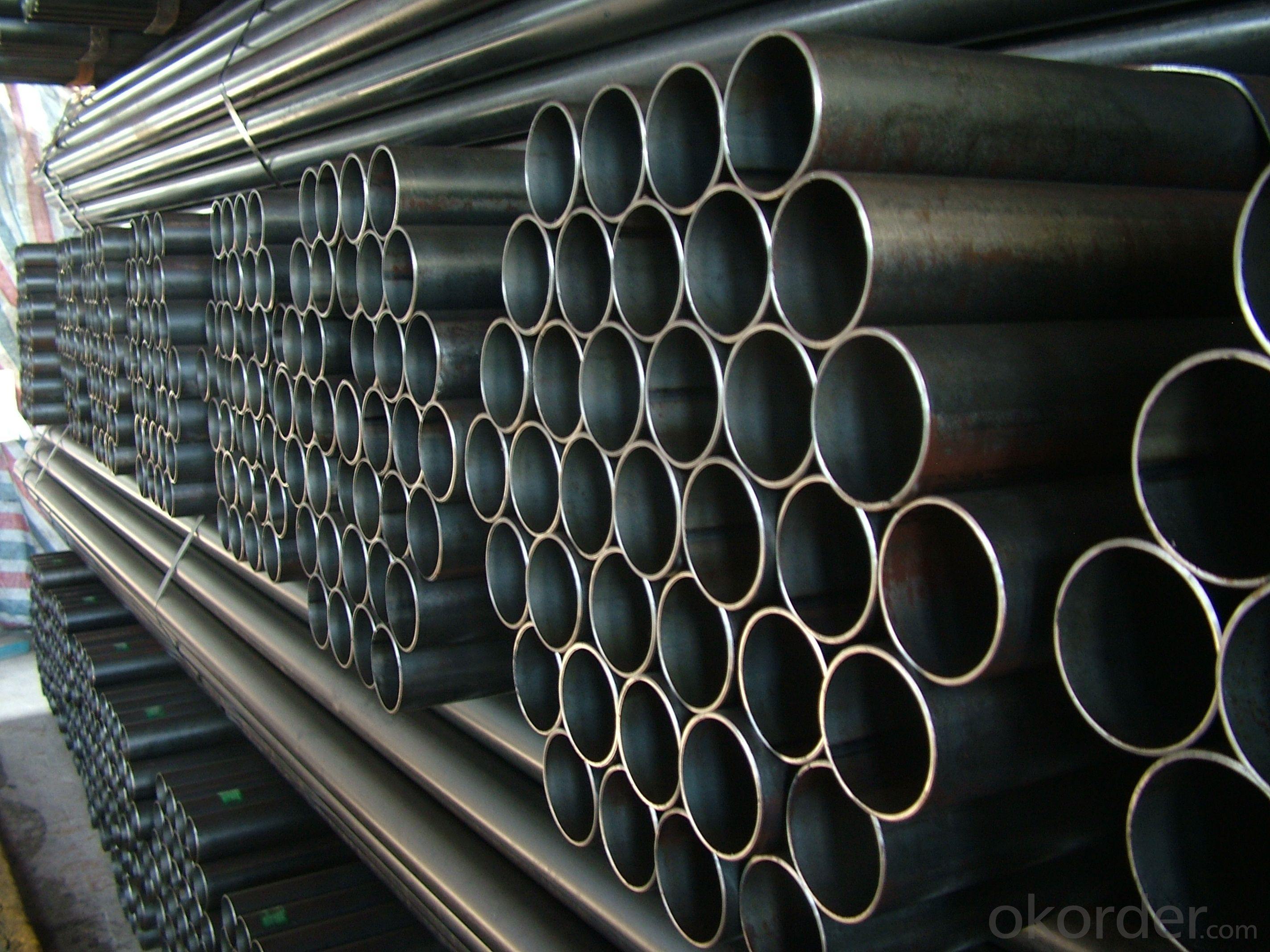 Drive shaft pipes for automobile industry