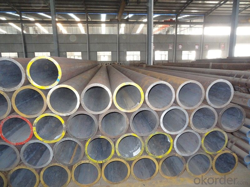 Seamless Ferritic Alloy-Steel Pipe for High-Temperature Service ASTM A335 P11