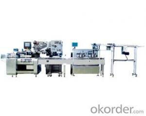 Edible Food Packaging Machine
