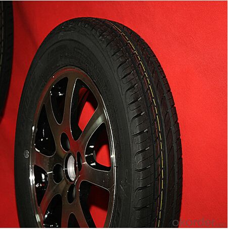 Ultra High Performance Passenger Car Tire