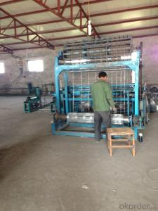 Razor Barbed Wire Machine Factory with ISO CE CO