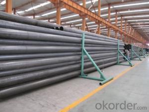 Nature gas longitudinal seam steel line pipe