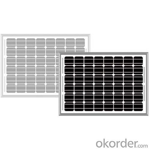 MONO-CRYSTALLINE SOLAR PANEL 195W