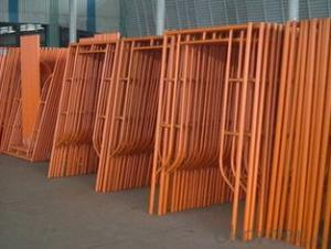 Steel Frame Scaffolding H Frame Scaffolding For Sale (Frame Types of Scaffolding)