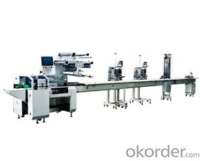 Rice and Flour Packaging Machine