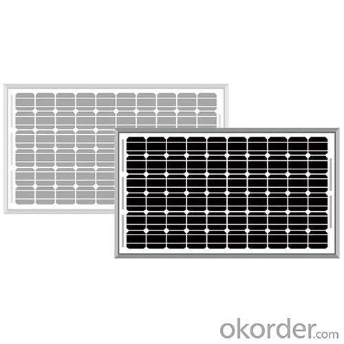 MONO-CRYSTALLINE SOLAR PANEL 255W