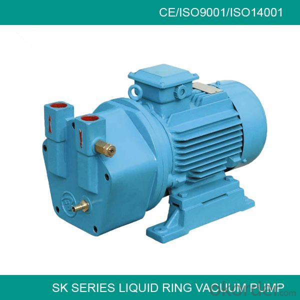 SK-0.15water ring vacuum pump