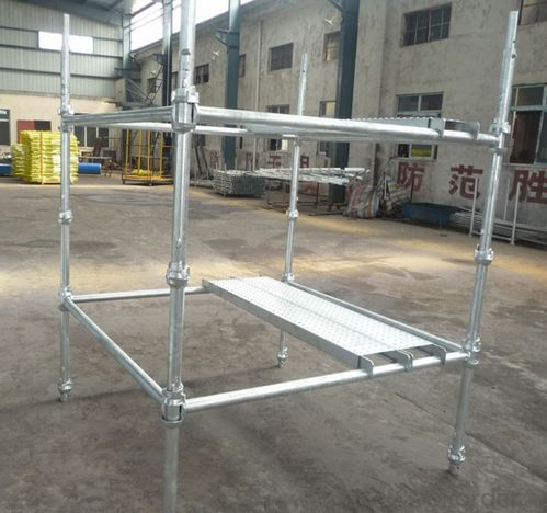 universal ring lock scaffolding