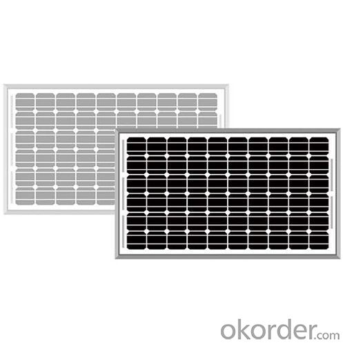 MONO-CRYSTALLINE SOLAR PANEL 310W