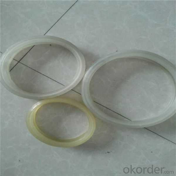 DN100 wearable concrete pump gasket rubber seal gasket