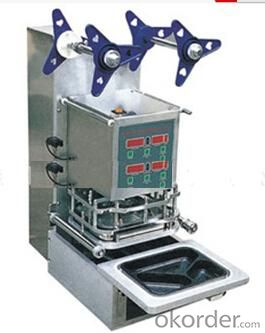 Cap Sealing Machinary(For Pastic)