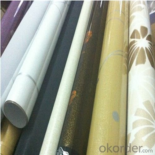 Waterproof Self Adhesive PVC Film for Wall