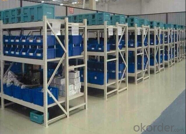 Medium Duty Racking System for Warehouse