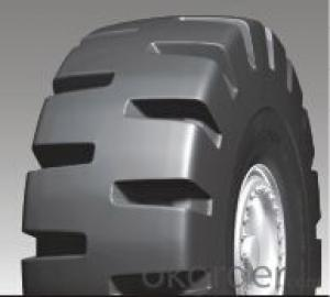 OFF THE ROAD BIAS TYRE PATTERN EL580 FOR LOADERS AND DOZERS