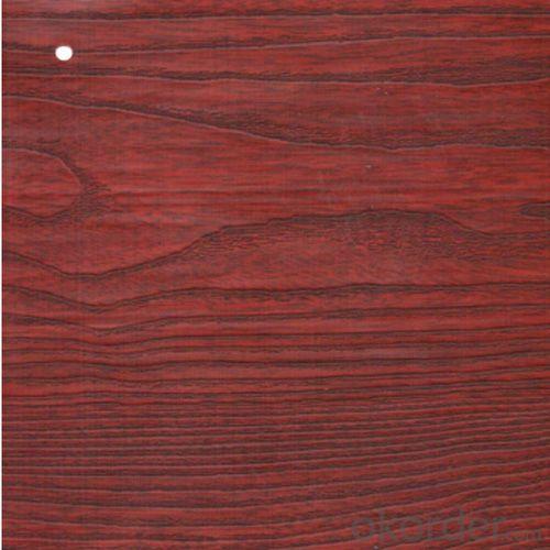 PVC Woodgrain Decorative Foil For Door with Best Price