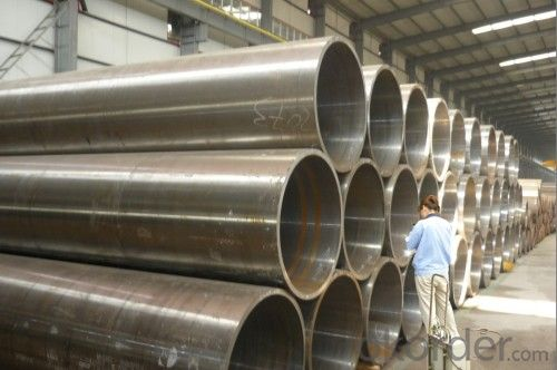 Seamless Ferritic Alloy-Steel Pipe for High-Temperature Service in China