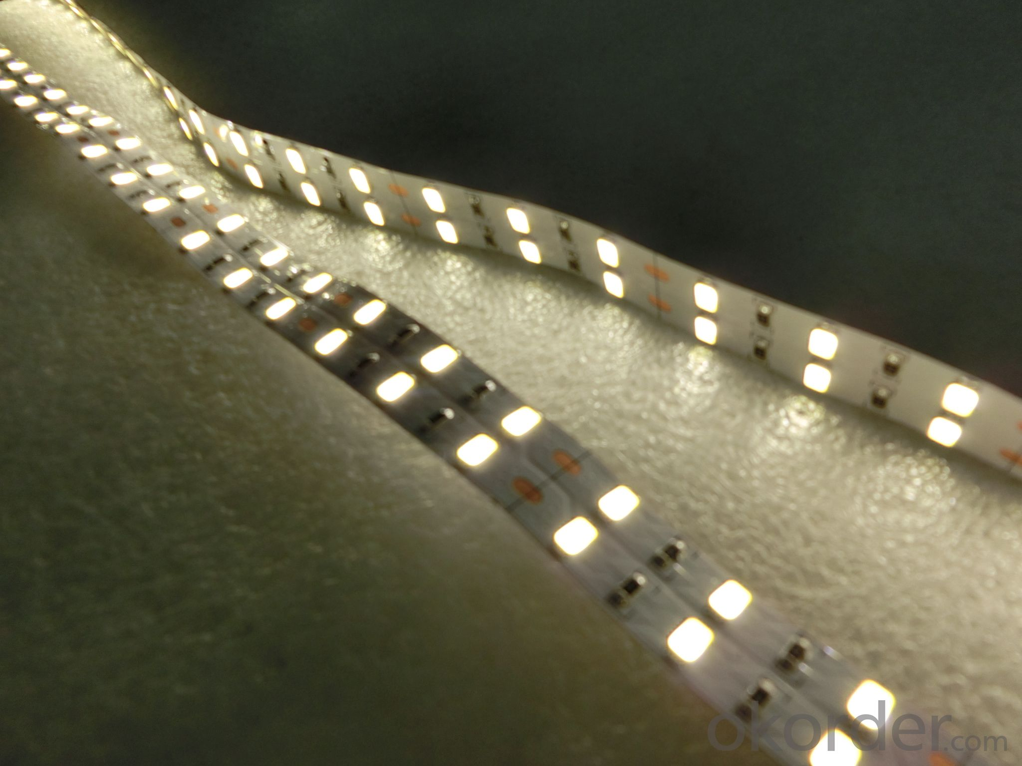 New arrival! double pow  led strip with CE RoHS