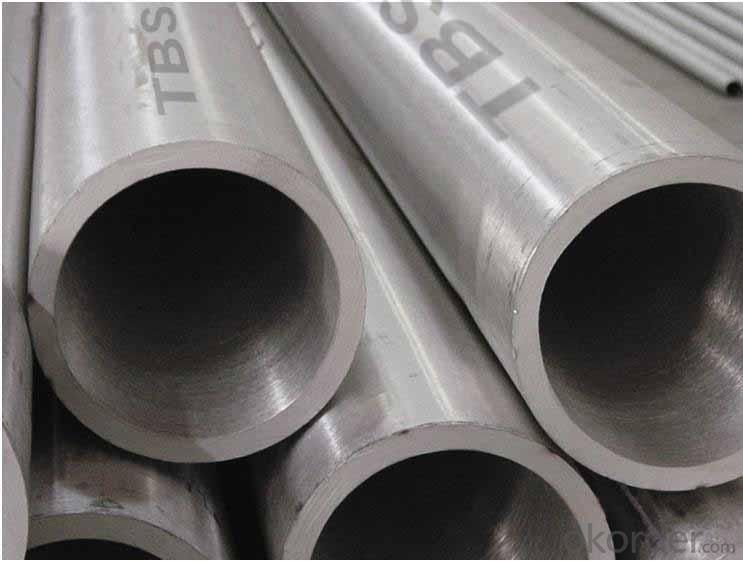 P5 Seamless Ferritic Alloy-Steel Pipe for High-Temperature Service
