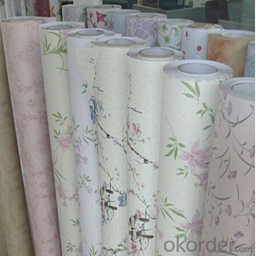 Self Adhesive PVC Decorative Material with Best Price