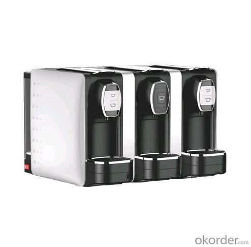 Automatic Espresso Coffee Machine Nespresso Lavazza Capsule Coffee Maker