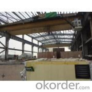 QD100/20t EOT Double-girder Bridge Crane