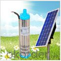 DC Solar Submersible Pump for Irrigation