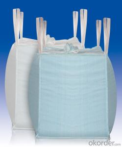 FIBC bag PP woven bag for cement sand