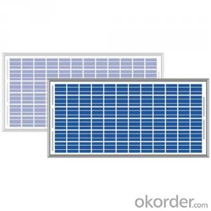 POLY-CRYSTALLINE SOLAR PANEL 255W