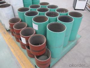 API casing pipe thread
