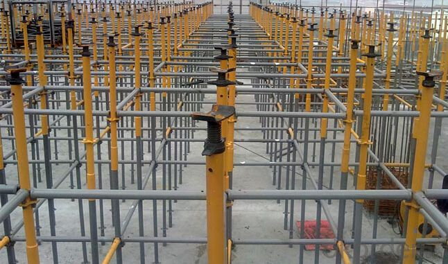 Steel Ring lock system Scaffolding