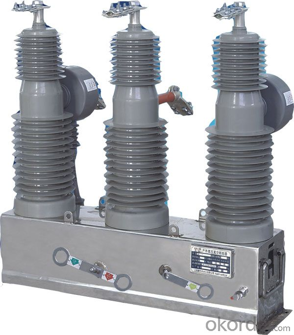 ZW32-24 Outdoor High Voltage Vacuum Circuit Breaker