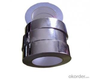 Aluminium Metalized OPP Tape  45 Micron