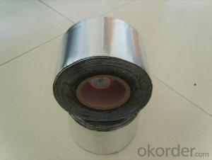 Waterproof  Aluminum Foil Anticorrosion Tape