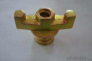 Formwork butterfly Wing nut