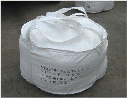 Circle type 1000kg PP container bag with loop for sand or cement