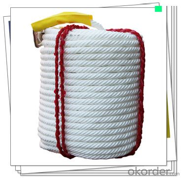 Construction Suspended Platform Parts Safety Rope / Steel Wire Rope