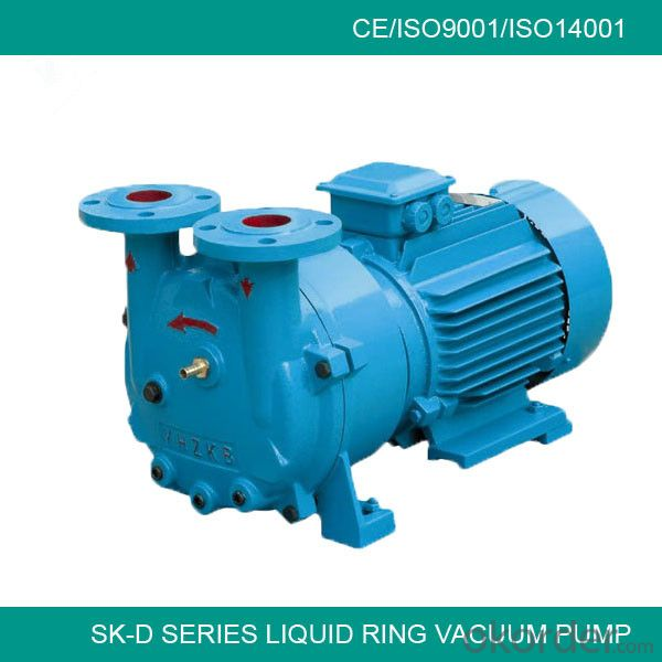 SK-D series water ring vaccum pump