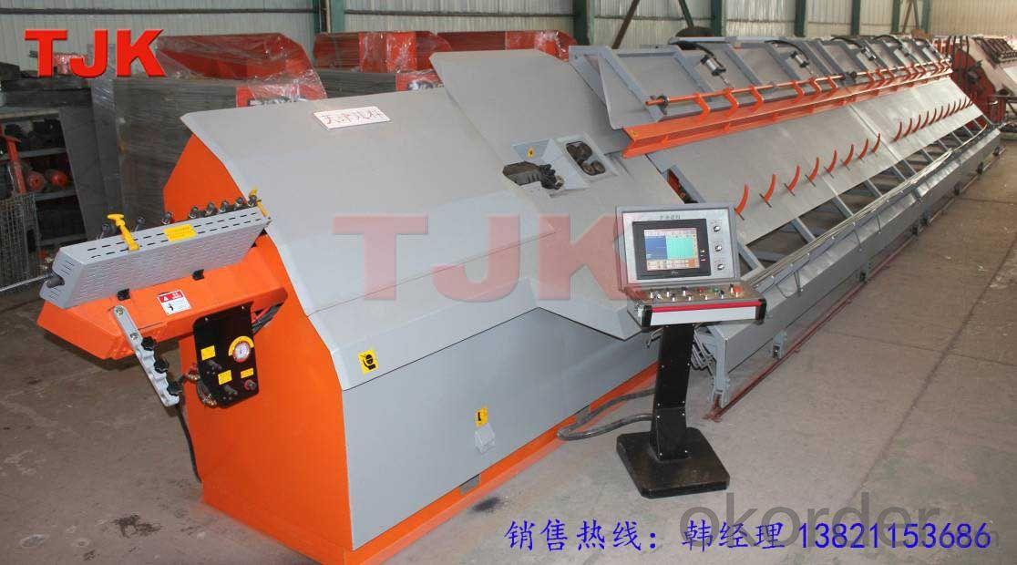 TJK MACHINERY