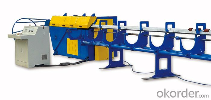 TJK Rebar Process MACHINERY